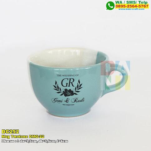 Mug Twotone DMG-22