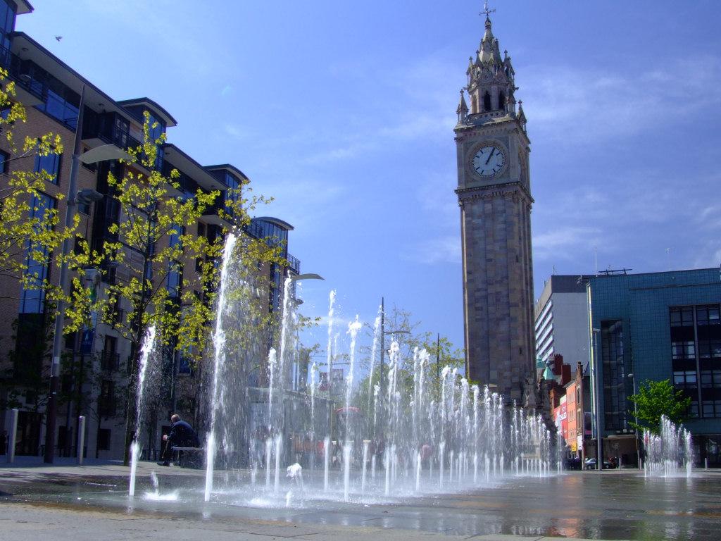 Full Picture: Belfast United Kingdom