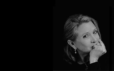 """Carrie Fisher 