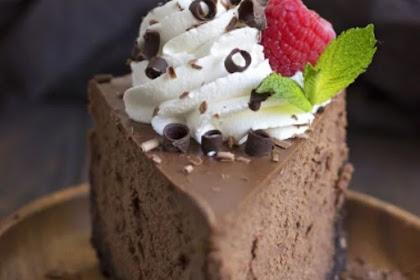 PERFECT CHOCOLATE CHEESECAKE RECIPE