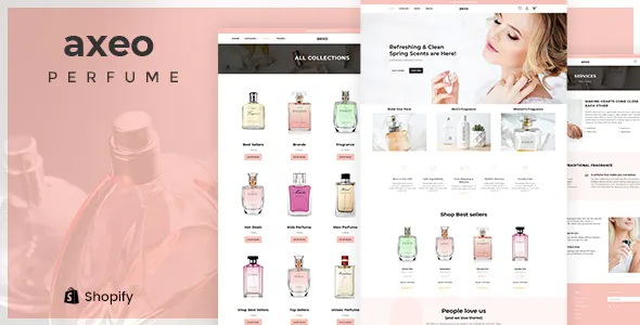 Best Perfume Store Shopify Theme