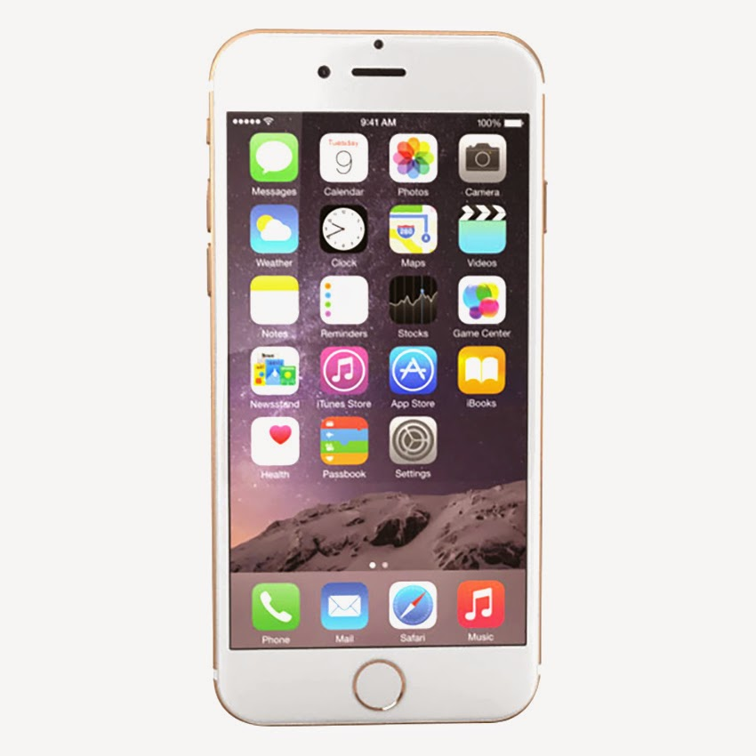 Harga Apple iPhone 6 - 128 GB - Emas