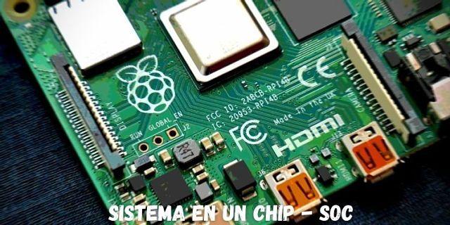 que es un sistema en un chip soc
