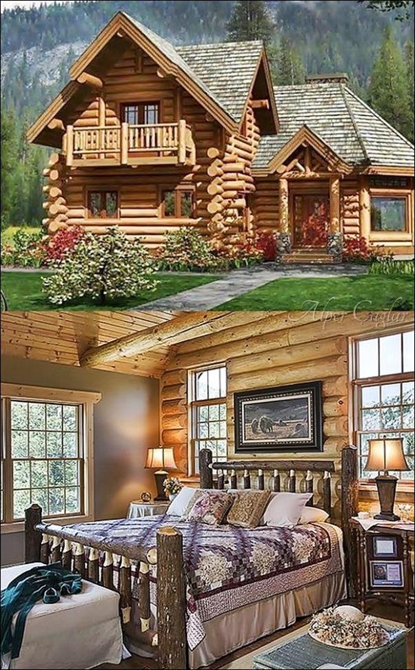 foto casa madeira rustica 26