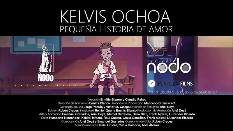 Kelvis Ochoa - ¨Pequeña historia de amor¨ (con el Coro Diminuto) - Videoclip - Dirección: Ermitis Blanco - Claudio Pairot. Portal Del Vídeo Clip Cubano - 01