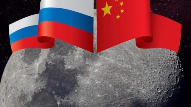 Στην δημιουργία διαστημικού σταθμού στην Σελήνη συμφωνήσαν Ρωσία και Κίνα