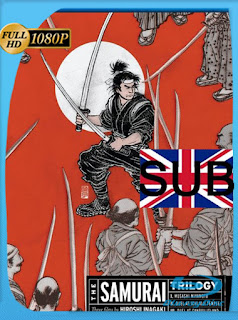 The Samurai Trilogy (1954–1956) HD [1080p] Subtitulada [GoogleDrive] SilvestreHD