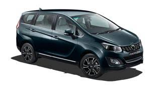 Mahindra Marazzo introduces 8-seater on top-end M8 variant---Kindly Disseminate