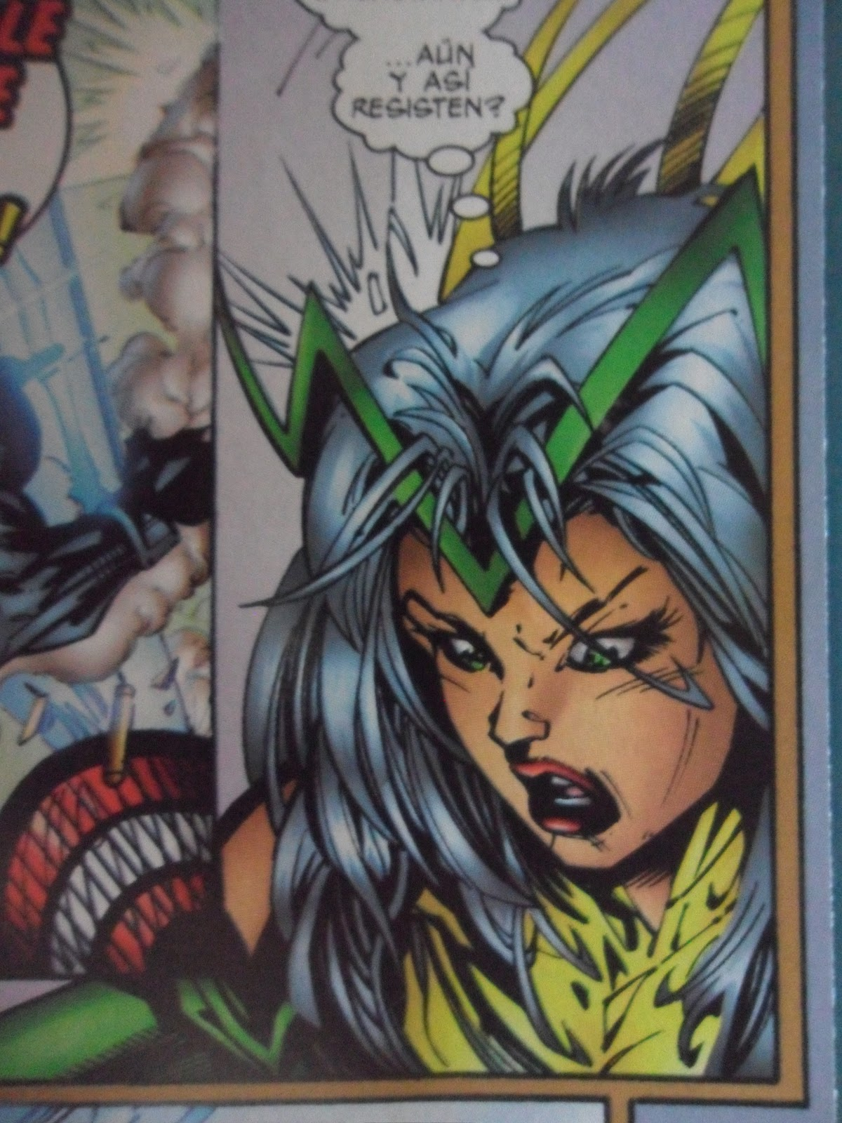 la maginoteca: Vengadores Reborn 3: Kang no se entera