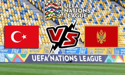تركيا و الجبل الأسود بث مباشر