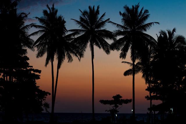 Tajlandia, Koh Lanta, zachód słońca