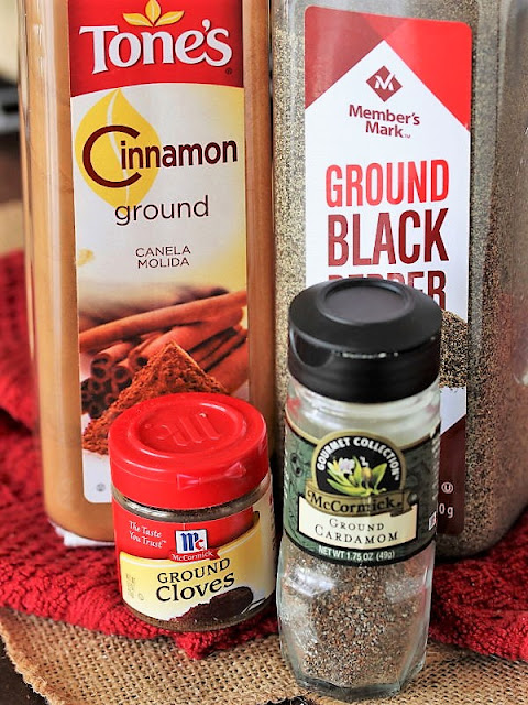 Spices to Make Chai Sugar Cookies Image