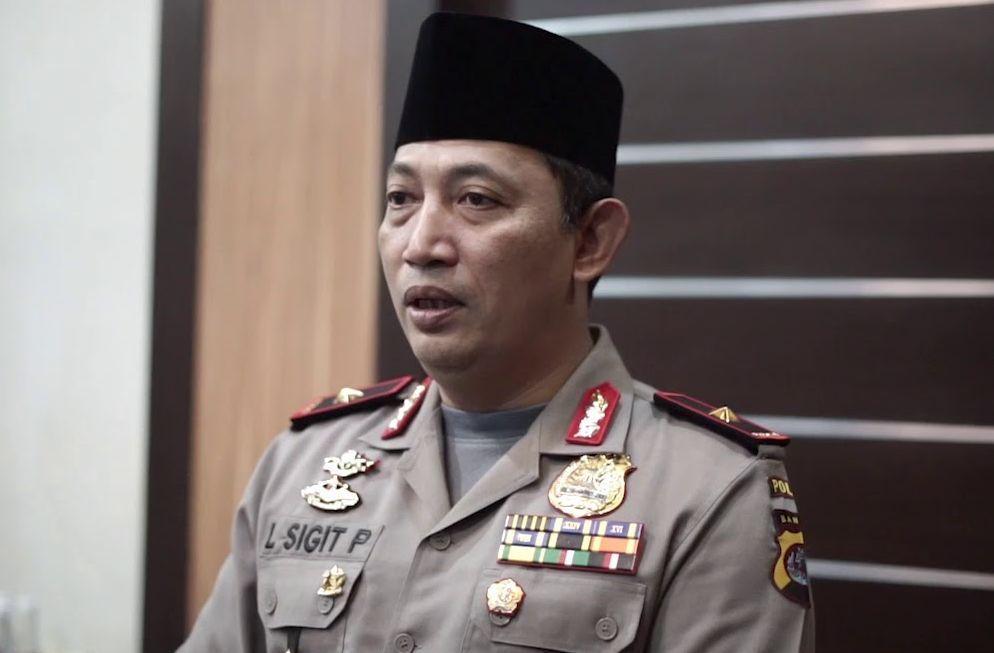 Pernah Jadi Ajudan Presiden Jokowi Disebut Sebagai Jalan Mulus jadi Kapolri, Seperti Ini Reaksi Komjen Sigit