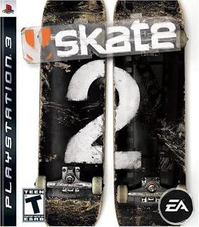 Skate 2 PS3 Torrent