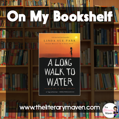 A Long Walk to Water by Linda Sue Park is an amazing story of survival. The voices of the male and female protagonists, Salva and Nya, are equally strong and both young people possess determination and demonstrate physical endurance as they seek out a safe place to call home and access to clean water. Read on for more of my review and ideas for classroom application.