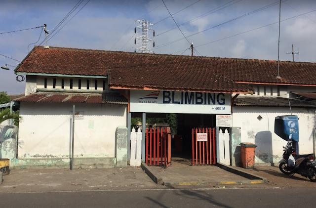 Cara pesan dan Naik Gojek - Grab di Stasiun Blimbing Malang yang Aman