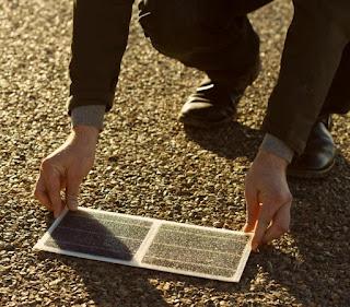 placa solar prática, acessível, frança