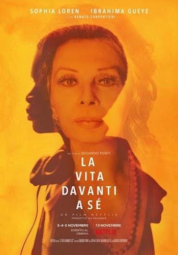 VER ONLINE Y DESCARGAR: La Vita Davanti A Sé - La Vida Por Delante - PELICULA - Italia - 2020 en PeliculasyCortosGay.com