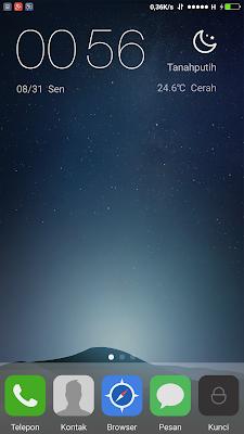 Kunci Layar Xiaomi Mi 4i Tanpa Tombol Daya