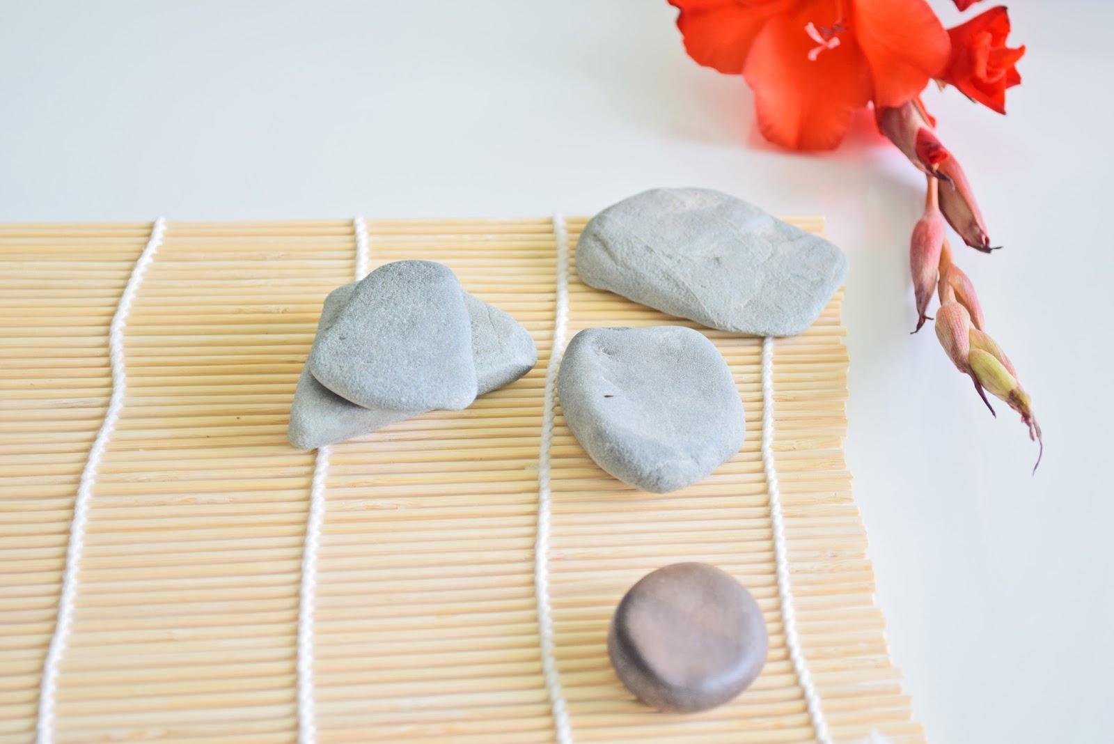 stones diy