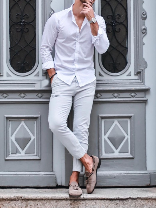 Men's Tone On Tone Dressing; Intro, Styling guide & Outfit Ideas.