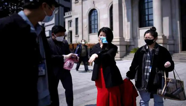 A new form of coronavirus has emerged in China