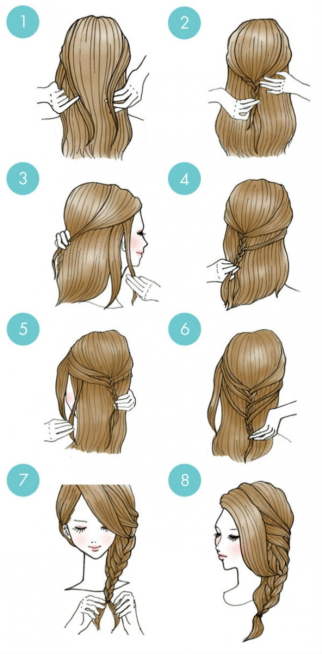 20 stylish hairstyles that will handle even a child