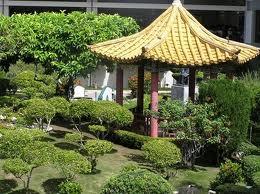 Desain Taman Oriental - Rajasthan Board C
