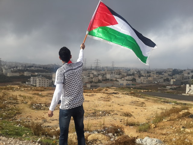 penyerangan palestina