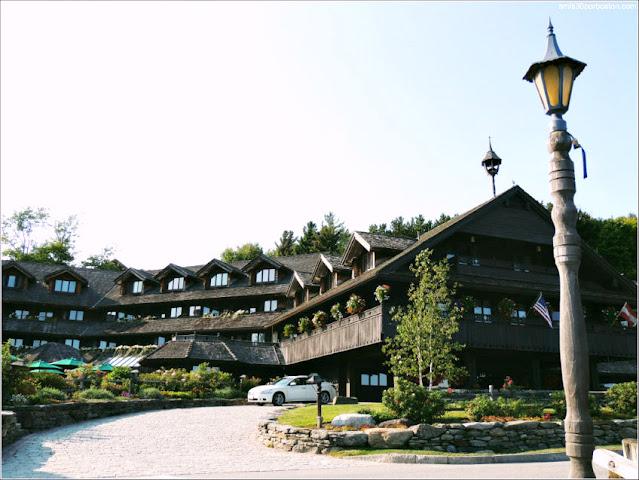 Trapp Family Lodge en Vermont