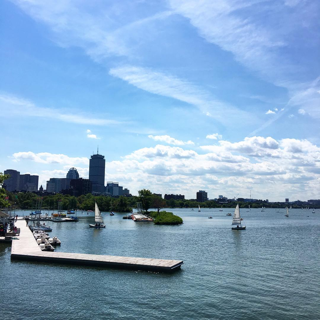 Charles River, Things to do in Boston