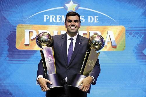 إيقاف رئيس نادي أوليمبيا الباراغواياني مدى الحياة للتلاعب في نتائج المباريات