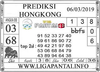 """Prediksi Togel """"HONGKONG"""" PANTAI4D 06 MARET 2019"""