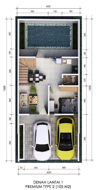 Ahzavi Residence Pondok Gede