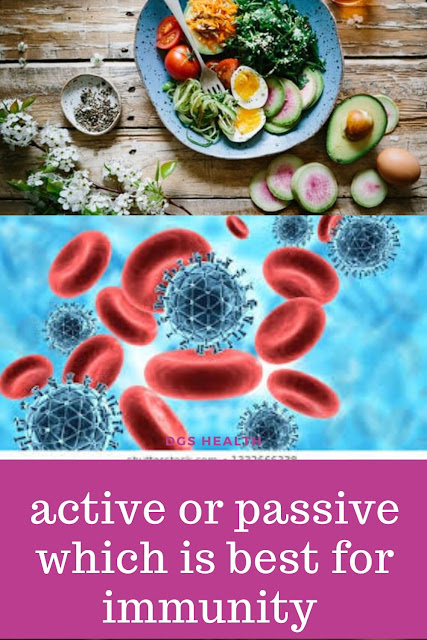 what is active immunity?