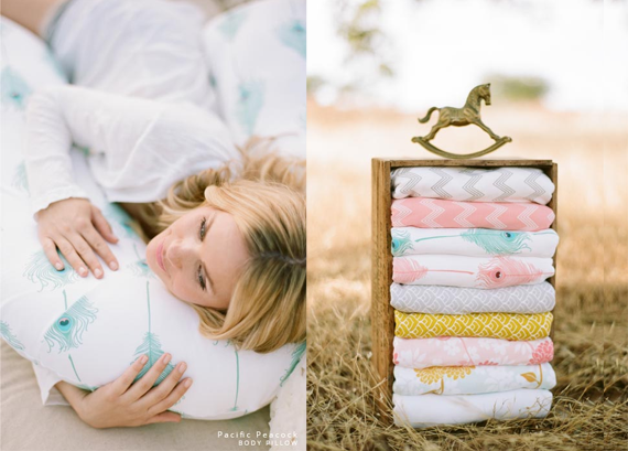Bump Nest Pregnancy Pillow Giveaway // Bubby and Bean