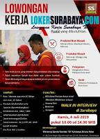 """Walk In Interview di Waroeng Spesial Sambal """"SS"""" Surabaya Juli 2019"""