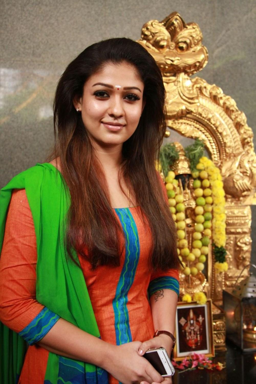 Gopichand ,Nayanthara Tamil Movie Launch Stills   Tollyreels