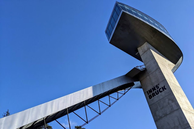 Things to do in Innsbruck for Christmas: Bergisel Ski Jump