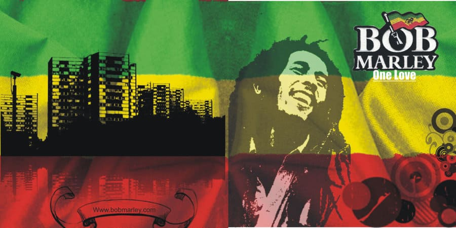 Imagens Bob Marley - Discografia