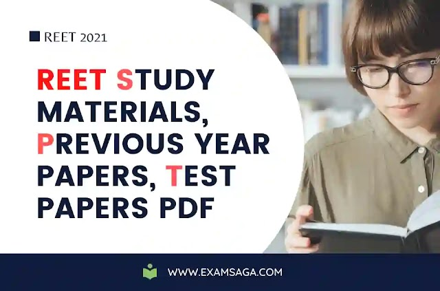 Reet Previous Year papers | Reet Study Notes | Reet 2021 Syllabus