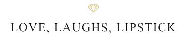 Lovelaughslipstick blog - a fashion health lifestyle and beauty blogger