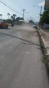 Piden reparar tramo dañado en La avenida Casandra Damirón de Barahona
