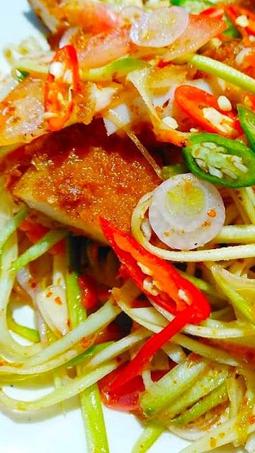 Food Delivery Masakan Panas Ayam Manggo #codchef