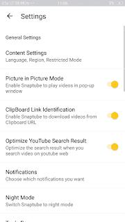 SnapTube YouTube Downloader - screenshot 7
