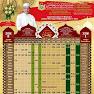 Jadual Berbuka Puasa Dan Imsak 2019/1440H Kelantan