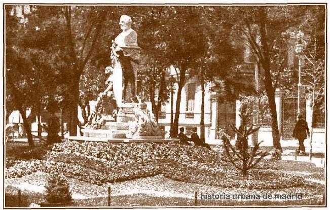 Historia urbana de madrid recuerdos de papel don cecilio - Trabajo jardinero madrid ...