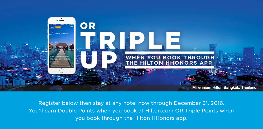 Booking Travel With Hilton Hhonors Visa Card