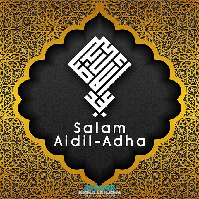 Kufi Khas #86 | Aidil Adha