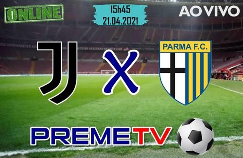 Juventus x Parma Hoje Ao Vivo
